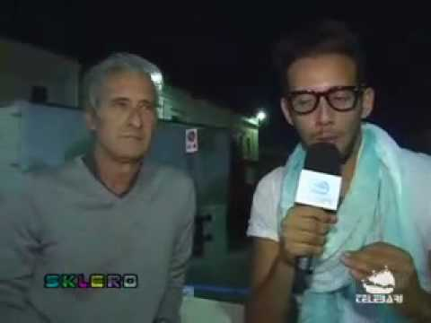 Sklero Tour Radio Bari Pinuccio Sinisi + Pheel Balliana (parte II)