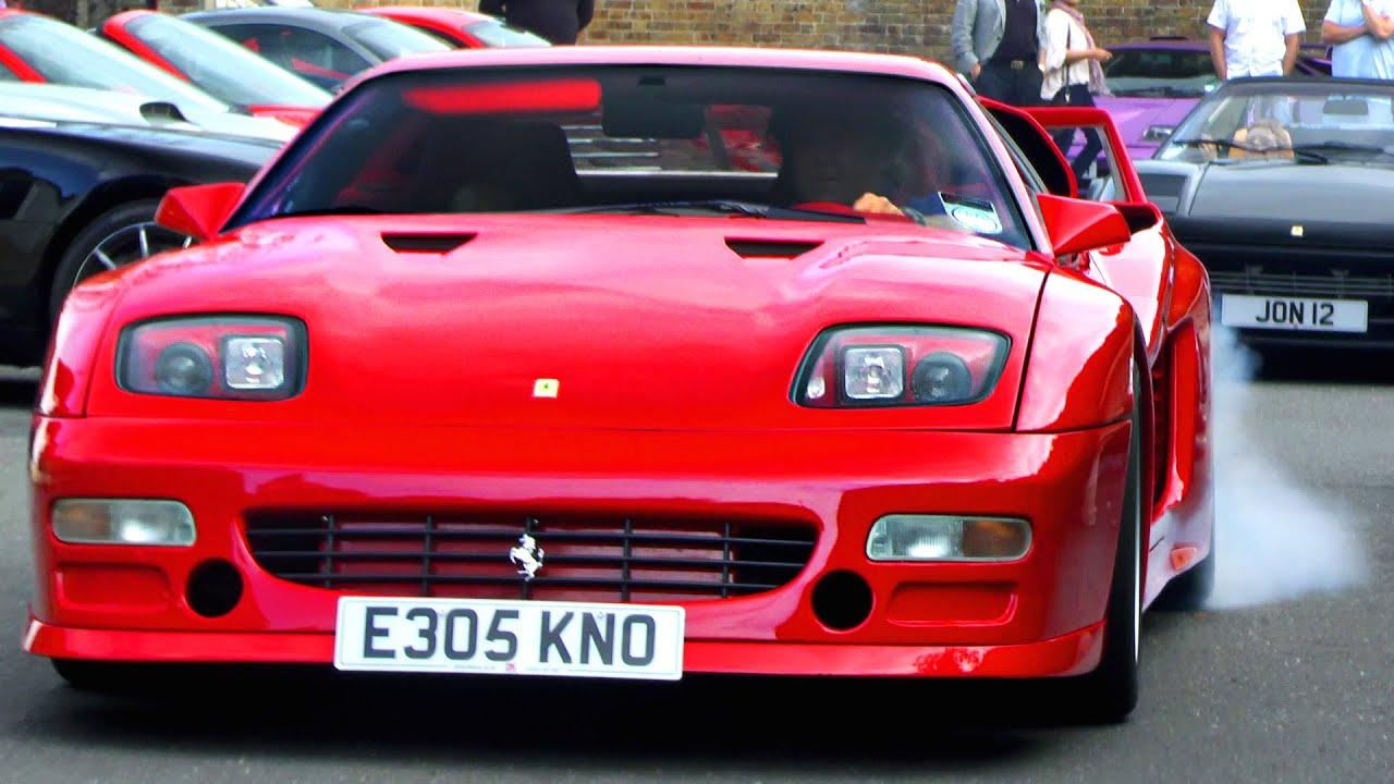 Ferrari koenig testarossa
