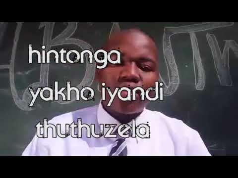 Abantwana  Intonga Yakho Lyrics Video