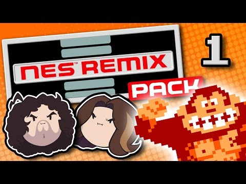 NES Remix Pack: This Is a Disaster - PART 1 - Game Grumps VS