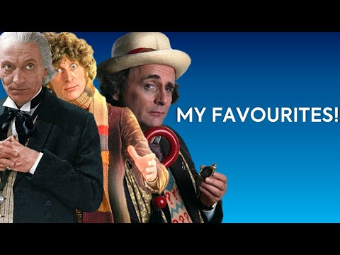 Listing My FAVOURITE Classic Doctor Who Stories For EACH Doctor!