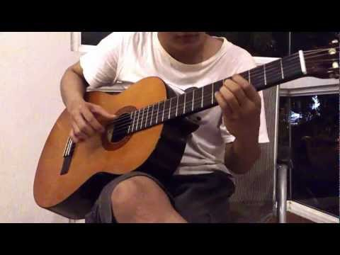 Iwan Fals - Bento (solo Guitar Cover)
