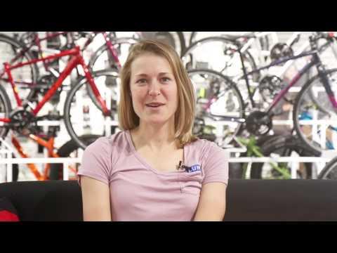 Garneau: Team Clif Bar | Maghalie Rochette & Lea Davison