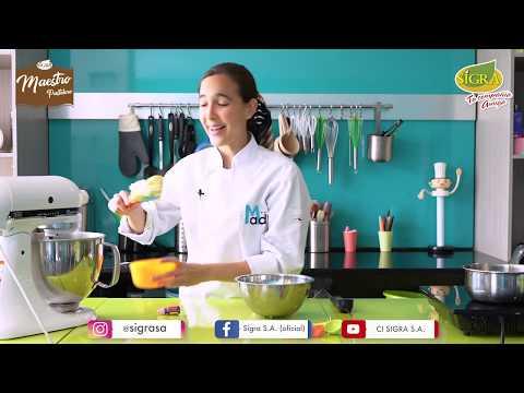 Prepara una deliciosa torta tendencia con todo el sabor Maestro Pastelero PARTE 1