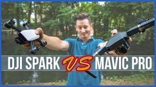 DJI Spark vs Mavic Pro   Comparison and Buyer's Guide
