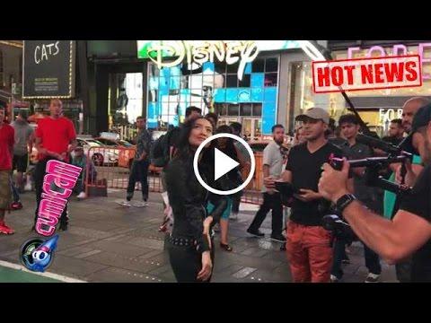 Intip Kehebohan Cita Citata Syuting Video Klip di Amerika - Cumicam 12 September 2016