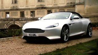 The Aston Martin Virage Volante - Fifth Gear