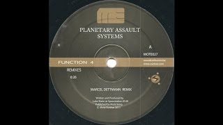 Planetary Assault Systems - Function 4 (Marcel Dettmann Remix)