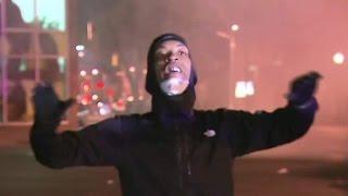 Peaceful protester speaks out after arrest on live TV
