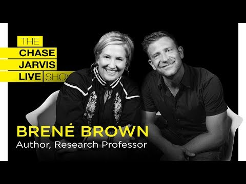 Brené Brown: The Quest For True Belonging   Chase Jarvis LIVE