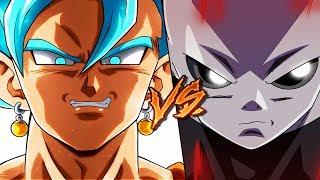 Super Saiyan Blue Vegito Vs Jiren (Dragon Ball Super)