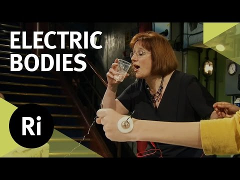 Controlling Your Body With Electricity - 2016 CHRISTMAS LECTURES
