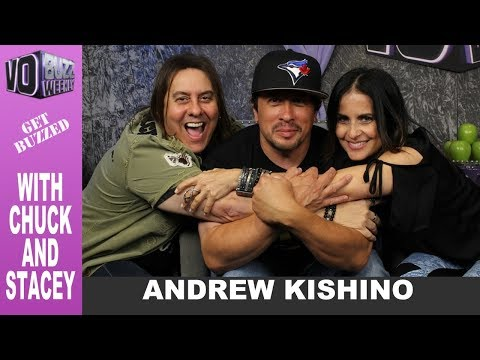 Andrew Kishino PT2 - Voice Over Actor in Lion Gard & Star Wars: The Clone Wars