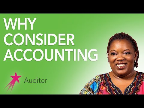 Auditor: Why Girls Should Consider Accounting - Desiree Gueassemon Career Girls Role Model
