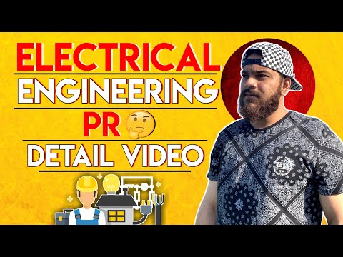 Electrical Engineering In Australia Details Video|| PR||PAy|| Scope