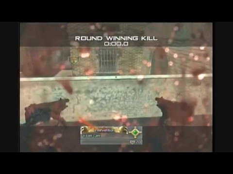 TGR JR 8th Search and Destroy Montage Modern Warfare 2 - I Made It