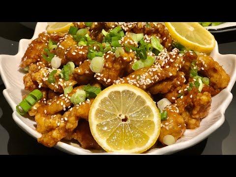 poulet-croustillant-au-citron-🍋