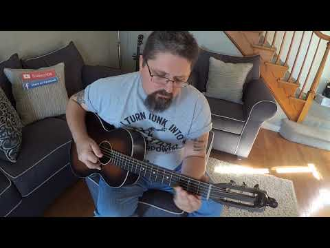 Shane Speal Living Room Lesson Baritone  C9 Tuning for Slide Guitar