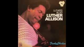 Luther Allison   k t