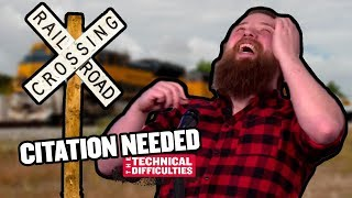 The Crazy Eights Incident and the Pumpy Thing: Citation Needed 8x05