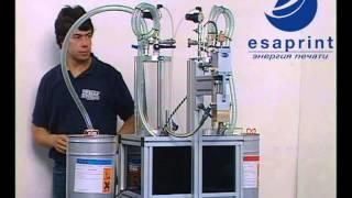 START UP -- станок для изготовления объемных этикеток(START UP -- станок для изготовления объемных этикеток Ручной станок производства DEMAK (Италия). Видеоруководство..., 2013-10-23T11:37:33.000Z)