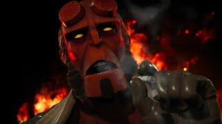 Injustice 2 Fighter Pack 2 Reveal Trailer (Hellboy, Raiden, Black Manta)