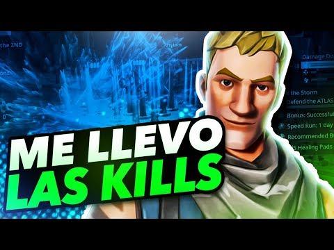 FORTNITE - DUOQ / ME LLEVO TODAS LAS KILLS xD