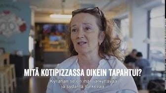 Mitä ihmettä Munkkiniemen Kotipizzassa tapahtuu? Teaser 2