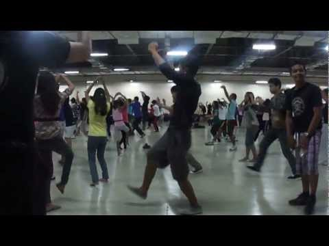 Dance Xchange 2012 - Learning Singapore's Cultural piece