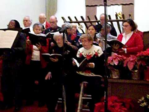 Dos Palos United Methodist Church Choir 018.AVI