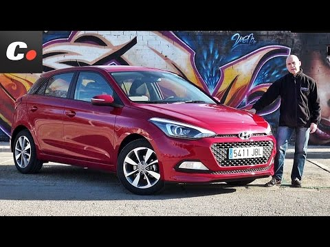 Hyundai i20 Prueba coches.net An lisis Test Review en espaol