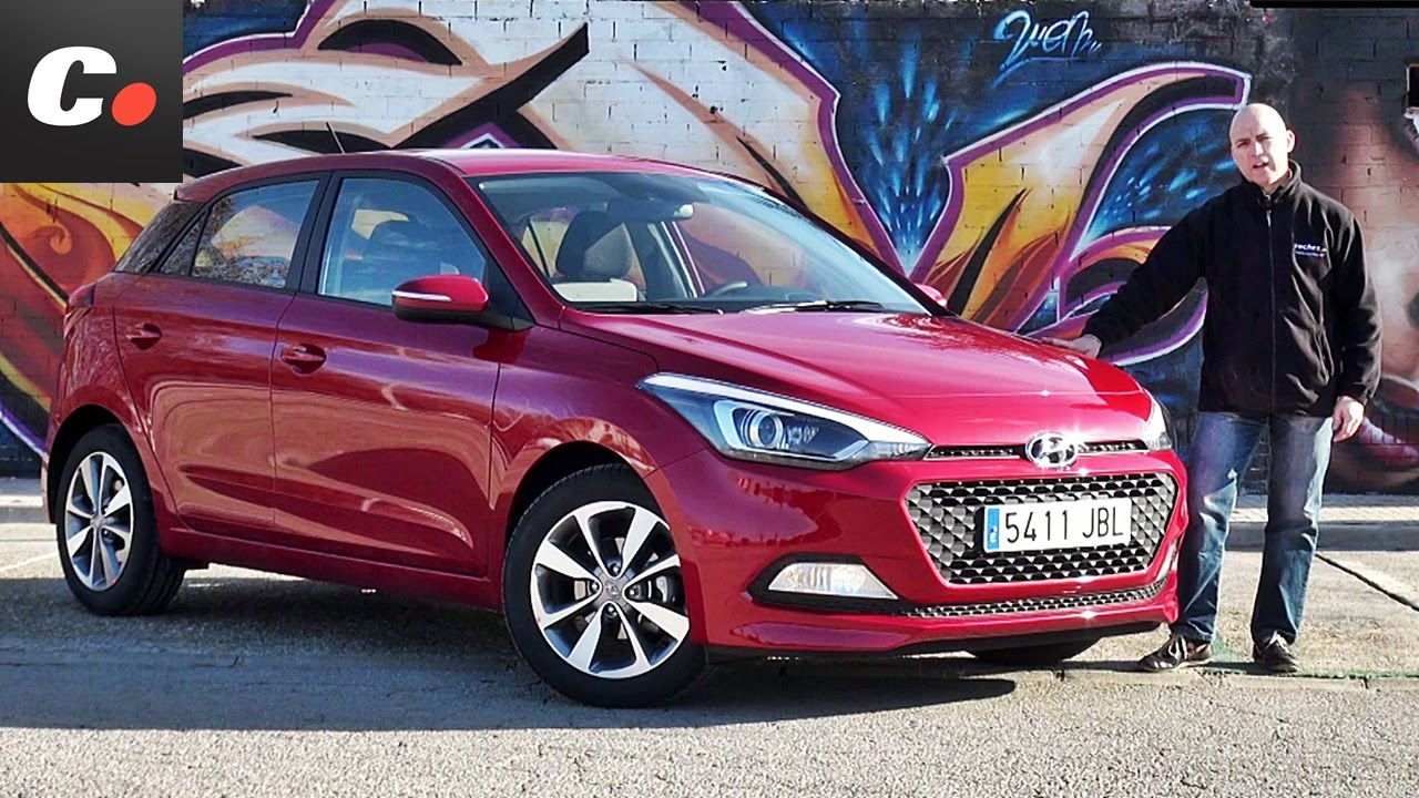 hyundai i20 prueba test review en espa ol coches. Black Bedroom Furniture Sets. Home Design Ideas
