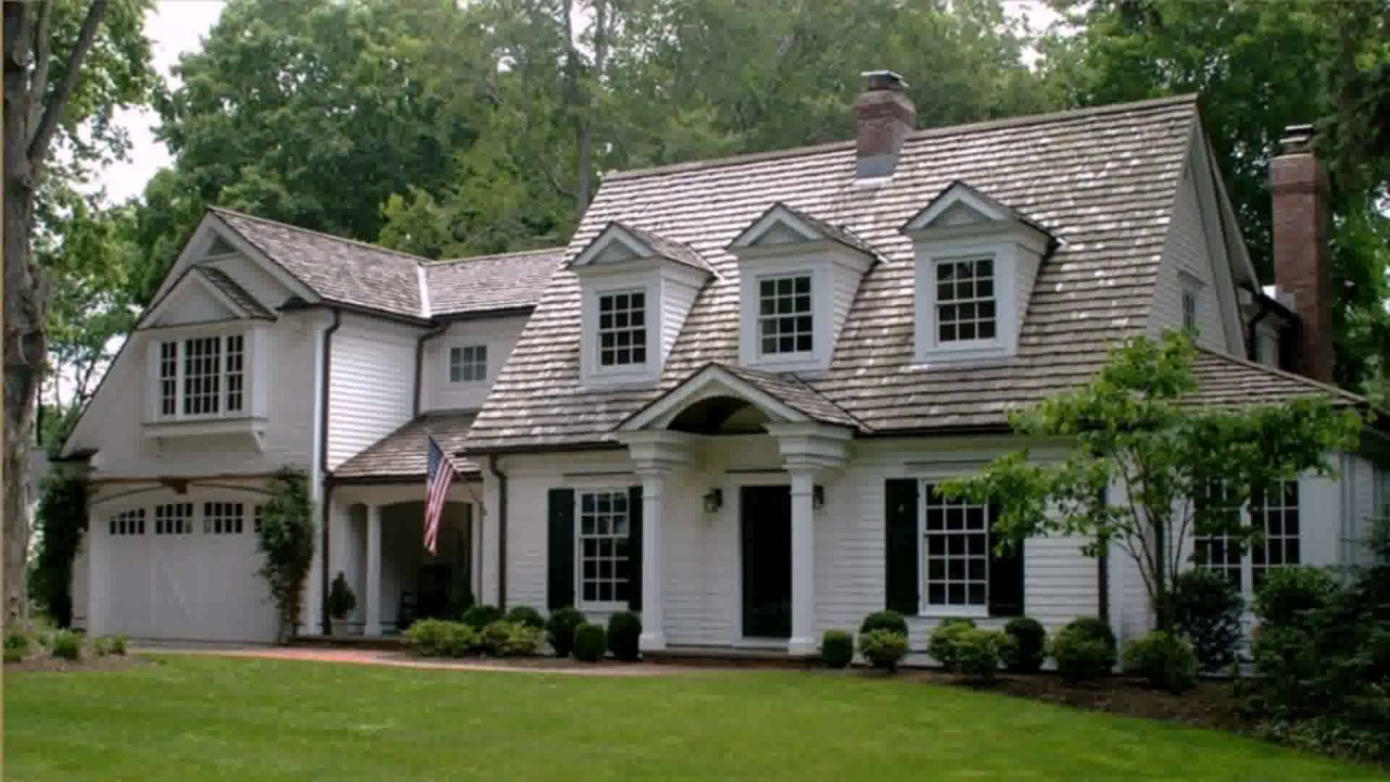 Cape cod style house front door youtube for Front doors for cape cod style homes