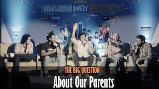 Sng: About Our Parents  The Big Question Episode 33  Video Podcast