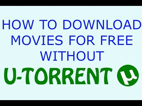 How to Download Movies LEGALLY for Free...