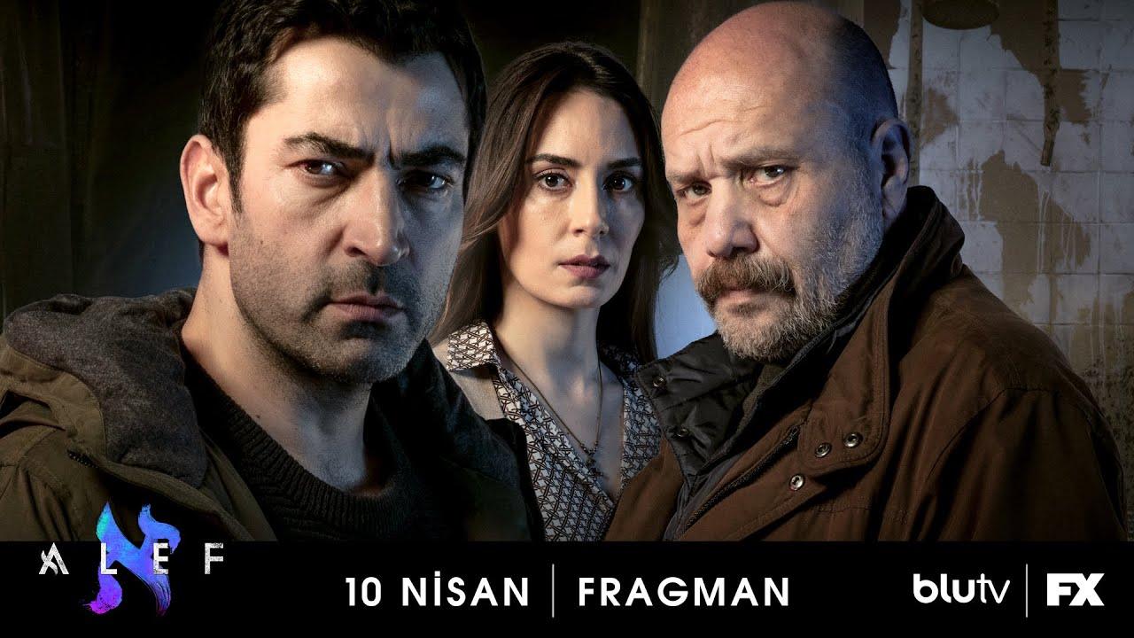 Alef Fragman I 10 Nisan'da BluTV'de!
