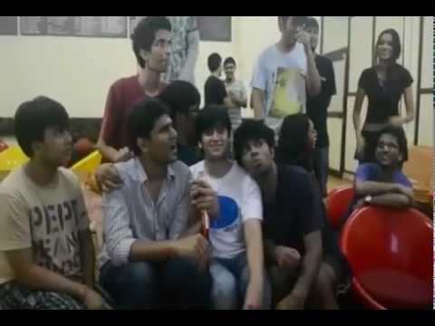 H8 and LBL Karaoke Night 2012- Ajeeb Dastaan hai yeh.mp4