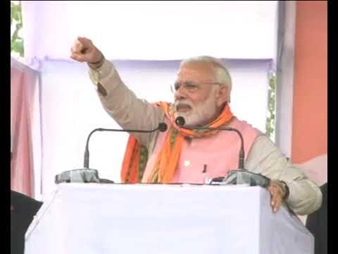 PM Shri Narendra Modi's speech at Public Rally in Sonamura, Tripura : 08.02.2018
