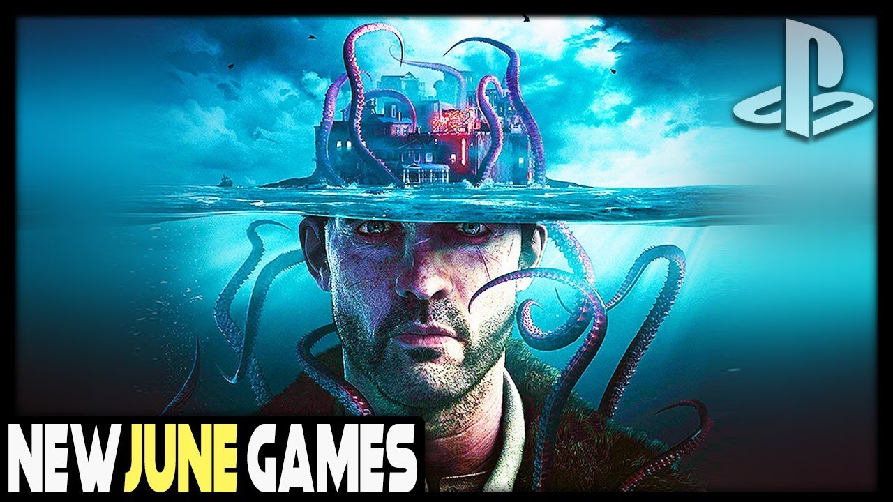 Free Ps4 Games June 2020.6 Awesome New Ps4 Games Coming In June 2019 You Need To Know About