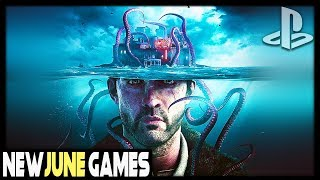 6 Awesome New Ps4 Games Coming In June 2019 You Need To Know About!