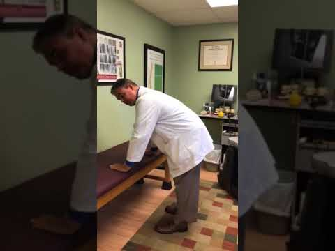 Dr. Bryan Schuetz Big 3 low back pain stretches