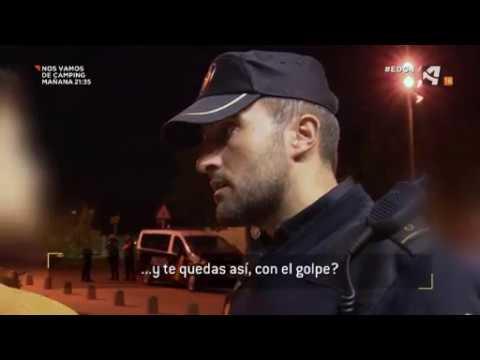 EQUIPO DE GUARDIA. Actuación Policía Nacional.