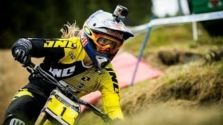Rachel Atherton Dominates the Women