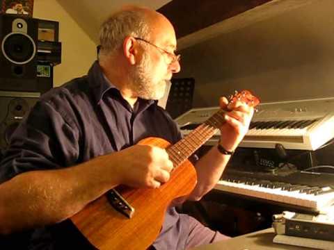 Over The Hills And Far Away Ukulele Improvisation Youtube