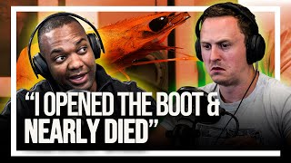 How A Bag Of Prawns Almost Totalled My BMW | Your Car Stories (feat. Rory Reid)