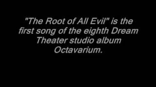 The Root Of All Evil Dream Theater Acoustic Version