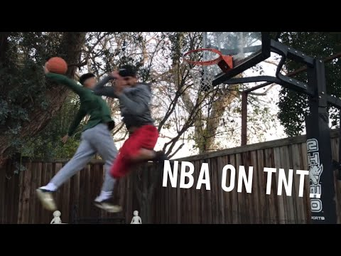 The NBA on TNT Highlights Be Like..