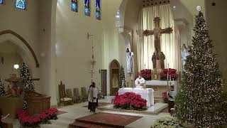 The Epiphany of the Lord - 10:30 AM Sunday Mass at St. Joseph's (1.3.21)