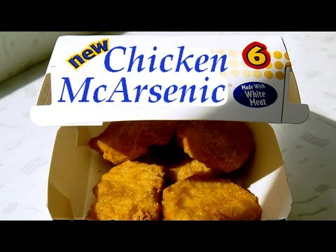 FDA Says Arsenic in Chicken Is A-OK