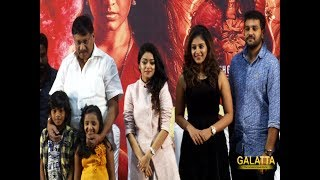 Balloon Press Meet | Jai | Anjali  | Janani Iyer | Yuvan Shankar Raja